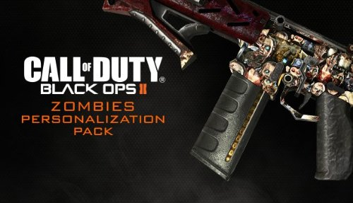Call Of Duty: Black Ops Ii - Zombies Mp Personalization Pack [Online Game Code]