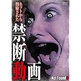 Not Found 8 -ネットから削除された禁断動画- [DVD]