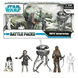 Star Wars Clone Wars Battle Pack -Hoth Recon Patrol Set