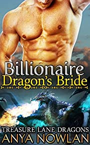 Billionaire Dragon's Bride: BBW Paranormal Shapeshifer Dragon Romance (Treasure Lane Dragons Book 1)