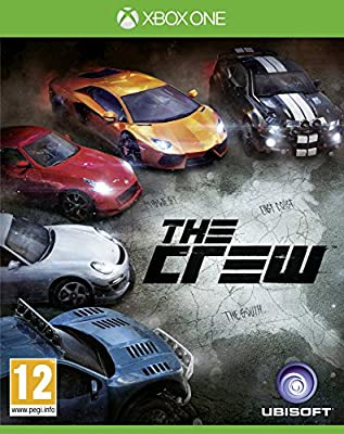 The Crew by Ubisoft