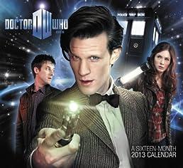 2013 Doctor Who Wall Calendar