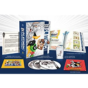 Looney Tunes Platinum Ultimate Collector