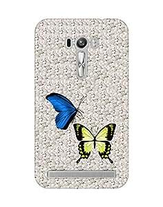 Mobifry Back case cover for Asus Zenfone Selfie ZD551KL Mobile ( Printed design)