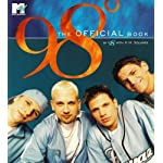 98 Degrees The Official Book 4 Color book cover