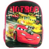 "Disney Cars Mcqueen ""Hot Rod"" 15 Inch School Backpack"