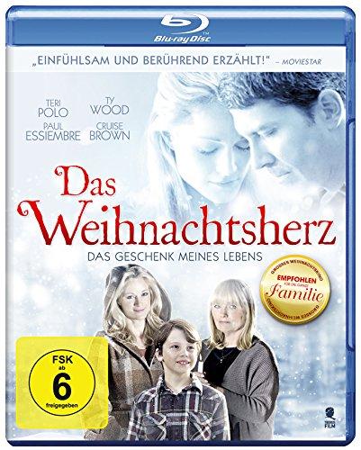 Das Weihnachtsherz - Das Geschenk meines Lebens [Blu-ray]