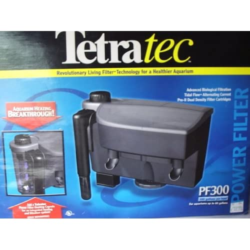 Pet Supplies : Tetratec PF300 Power Filter with biological Filtration