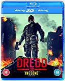 Dredd Bluray