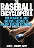 The Baseball Encyclopedia: The Complete and Official Record of Major League Baseball (0026019302) by Reichler, Joseph L.