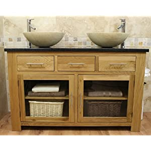 Colorado Dallas Bathroom Vanity Fixture - Log Home Shoppe