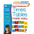 Carol Vorderman's Times Tables Made Easy