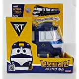 "[Robot Train] Korean TV Animation Transformer Mini Robot Characters Toy For Kids Child ""KAY"""