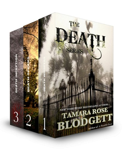 The Death Series, Books 1-3: Death Whispers, Death Speaks and Death Inception