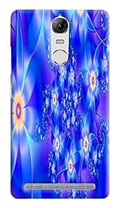 Expertdeal 3D Printed Hard Designer Lenovo Vibe K5 Note Mobile Back Cover Case Cover