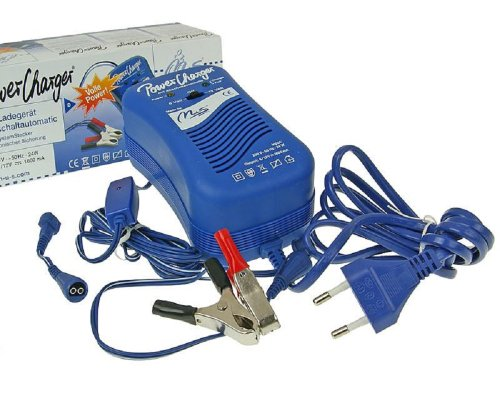 Batterie Ladegerät Power Charger - 6V/12V 5-20AH