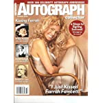 AUTOGRAPH COLLECTOR - FARRAH FAWCETT (October 2005) book cover