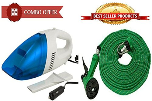 Buy Car Vacuum Cleaner With 10 Meter Spray Gun – SPRGCV2