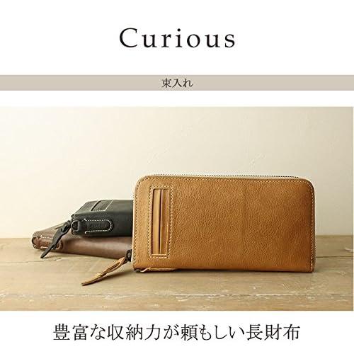 [コルボ]CORBO キュリオス Curious ラウンドファスナー 長財布
