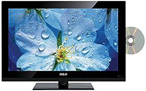 RCA DECK185R 19-Inch Class LED Combo Digital TV (Piano black)