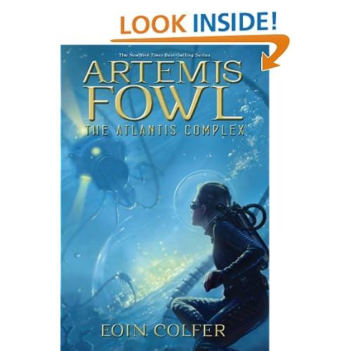 The Artemis Fowl #7: Atlantis Complex