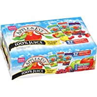 32-Count Apple & Eve 100% Juice Variety Pack (6.75 Oz Boxes)