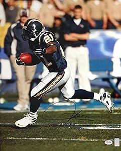 LaDainian Tomlinson Autographed 16x20 Photo San Diego Chargers 2006 NFL MVP PSA DNA...