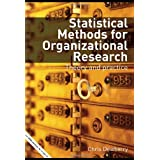 Statistical Methods for Organizational Research: Theory and Practiceby Chris Dewberry