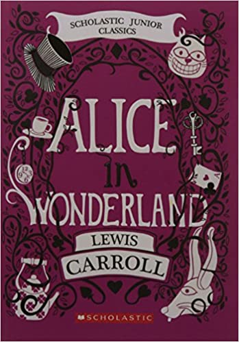 Is acceptable to write about Alice in Wonderland on the AP English exam?