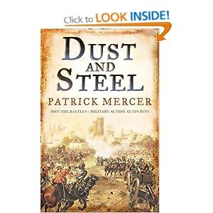 Dust and Steel - Patrick Mercer