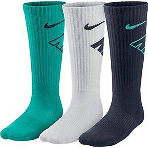 Nike 3PPK BOYS' GRAPHIC COTTON CUSHION #SX4715-961