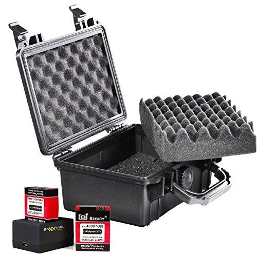 baxxtar-action-set-mit-mantona-outdoor-koffer-s-und-baxxtar-dual-lader-2-x-baxxtar-pro-energy-akku-e