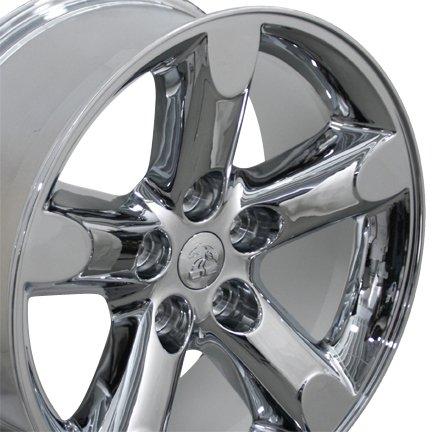 20 Fits Dodge Ram 1500 Style Replica Wheel Chrome 20x9 Check Price Milenasdpirogova