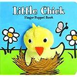 Little Chick: Finger Puppet Book