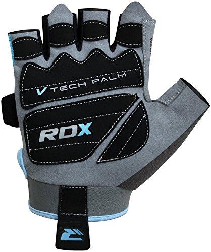 Rdx Ladies Bodybuilding Weight Lifting Gym Gloves