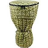 World Rhythm ML Size Bag for 9.5 inch Djembe Drum - Green