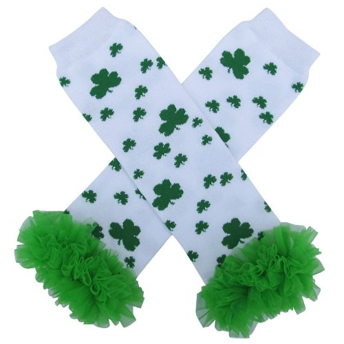 St Patricks Day Baby Outfit front-1054932