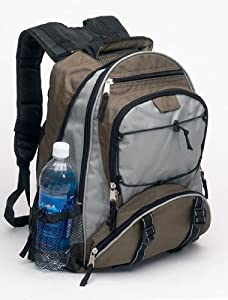 Strong Durable Maxam Backpack for School and Hiking