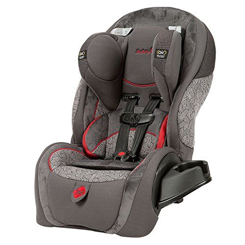 Safety 1St Complete Air 65 Convertible Car Seat, Decatur Red front-993672