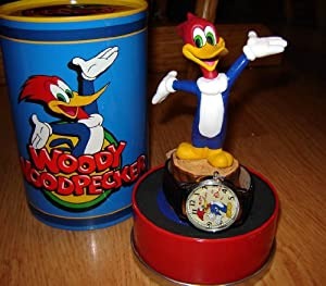Woody Woodpecker Watch by Fossil