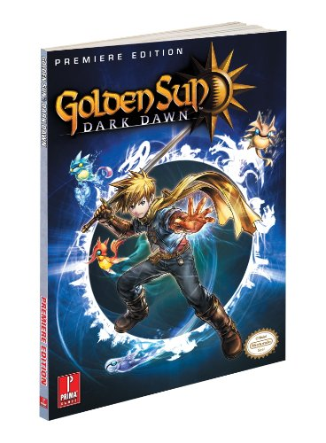 Golden Sun: Dark Dawn: Prima Official Game Guide