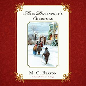 Miss Davenport's Christmas Audiobook