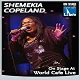 Shemekia Copeland - On Stage At World Cafe - Live [DVD]