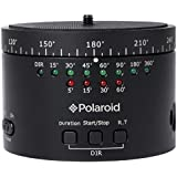 Polaroid Electronic Panorama Ball Head for GoPros, Smartphones, Digital Cameras & DSLRs - Adapters Included