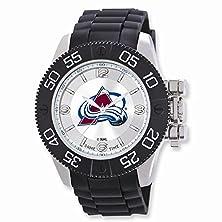 buy Best Designer Jewelry Mens Nhl Colorado Avalanche Beast Watch