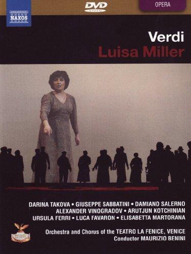 Giuseppe Verdi - Luisa Miller [DVD] [2006] [2008]