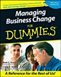 img - for Managing Business Change For Dummies book / textbook / text book