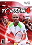 TOP SPIN 4 TENNIS (WII, NTSC ONLY)