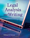 img - for Legal Analysis and Writing book / textbook / text book