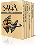 Saga Six Pack 3 - The Story of Burnt Nj�l, Magnus the Good, Song of Atli, The Hell-Ride of Brynhild, Saga of Olaf Kyrre and Lay of Hamdir (Illustrated) (English Edition)